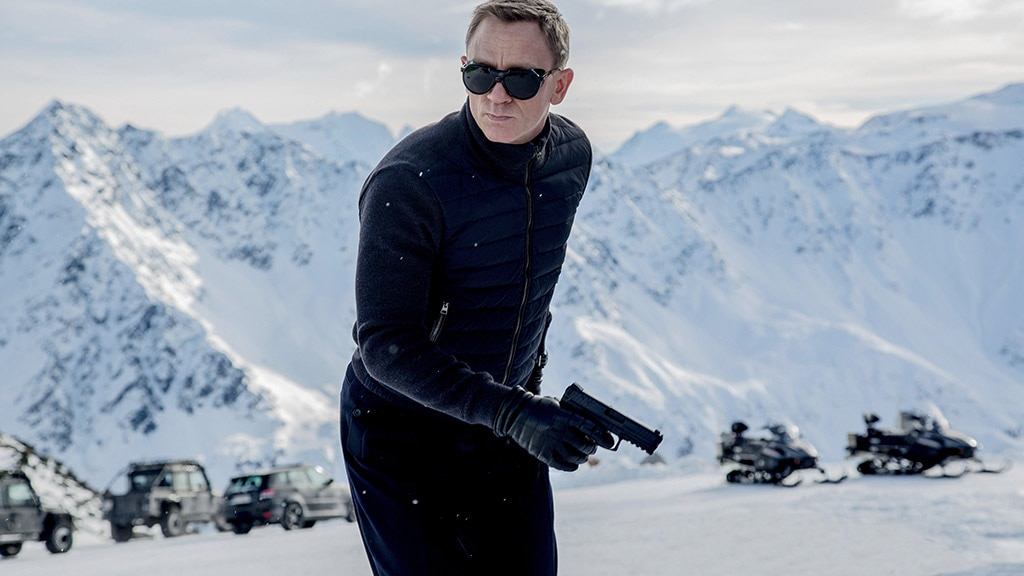 Spectre coming soon to NOW TV