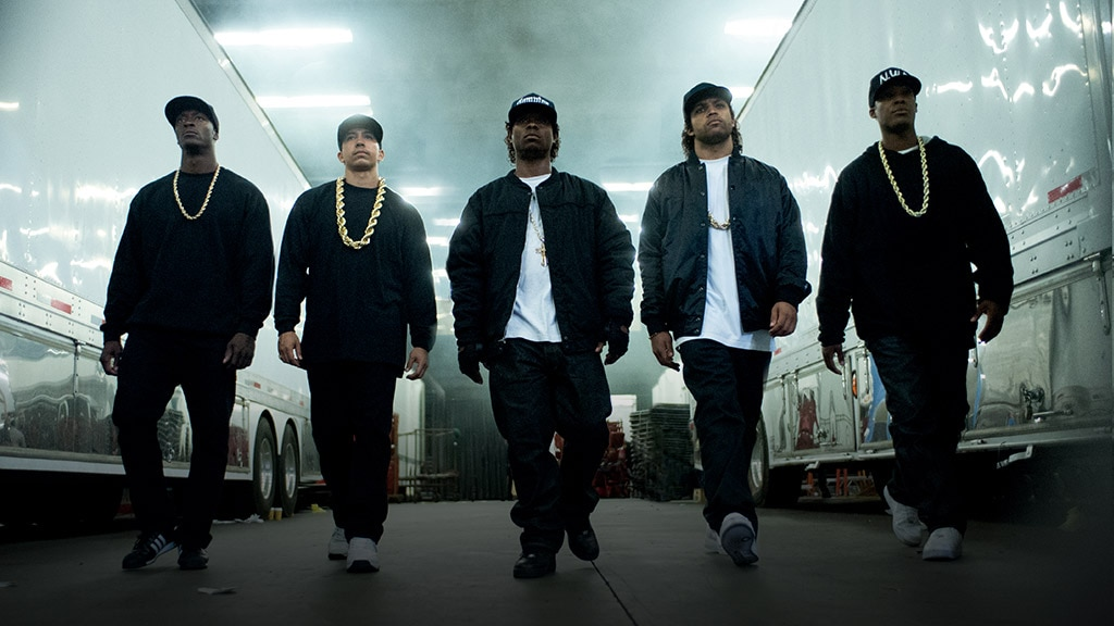 Straight Outta Compton coming soon to NOW TV