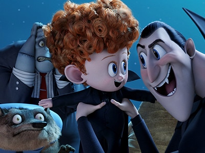 Hotel Transylvania 2 coming soon to NOW TV