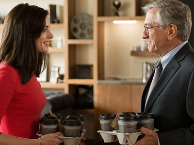 The Intern coming soon to NOW TV