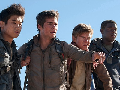 Maze Runner: The Scorch Trials coming soon to NOW TV