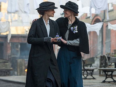 Suffragette coming soon to NOW TV