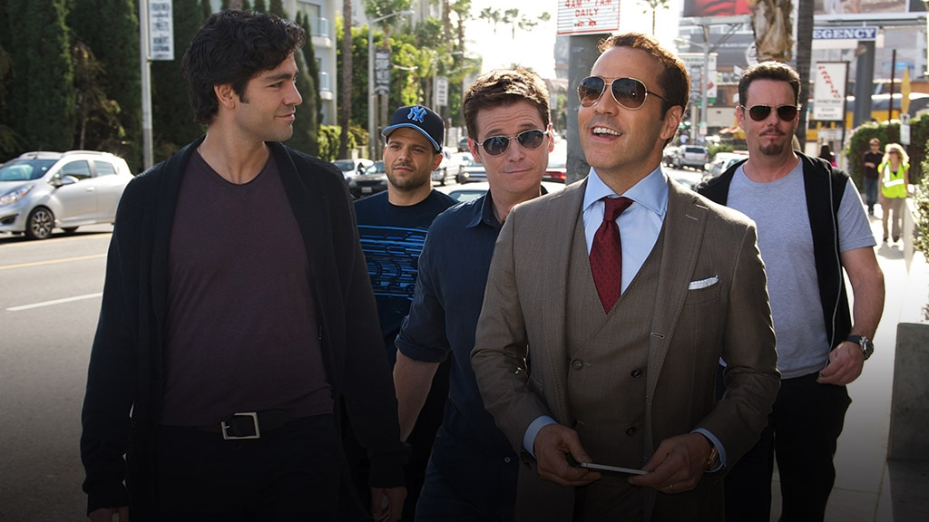 Entouraged coming soon to NOW TV