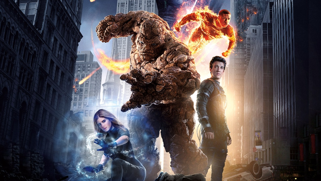 Fantastic Four coming soon to NOW TV