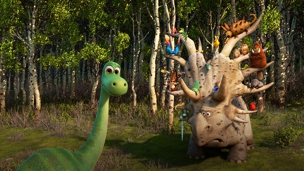 The Good Dinosaur coming soon to NOW TV