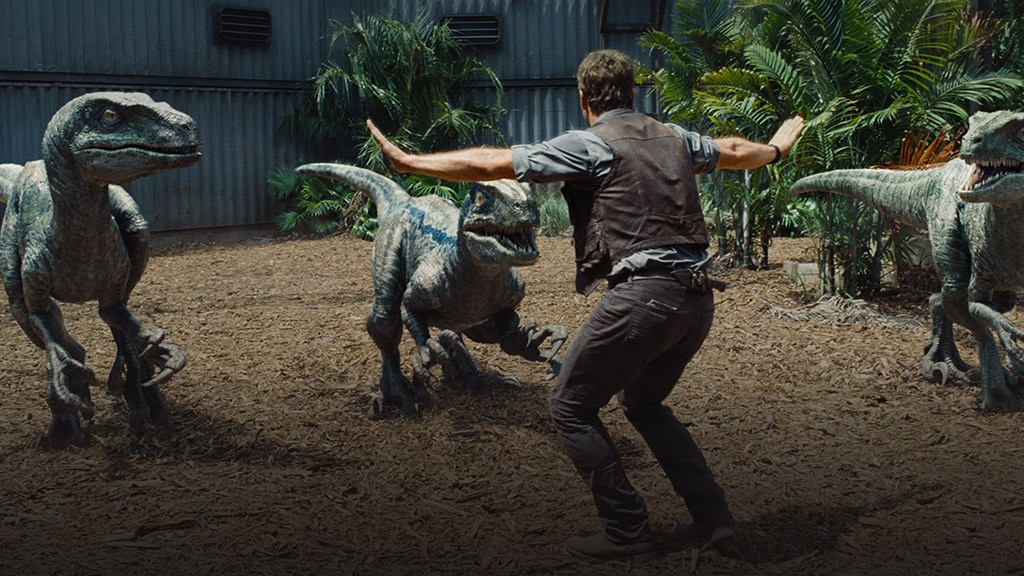 Jurassic World coming soon to NOW TV