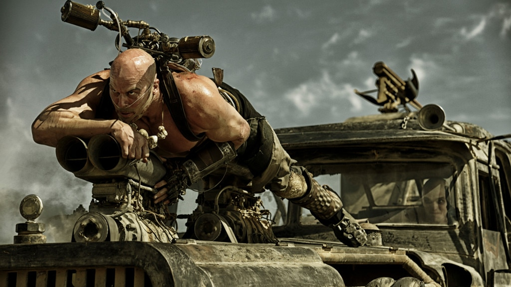Mad Max: Fury Road coming soon to NOW TV