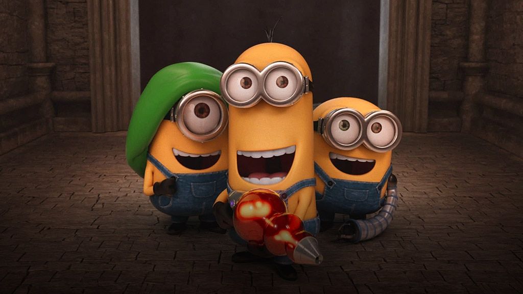 Minions coming soon to NOW TV