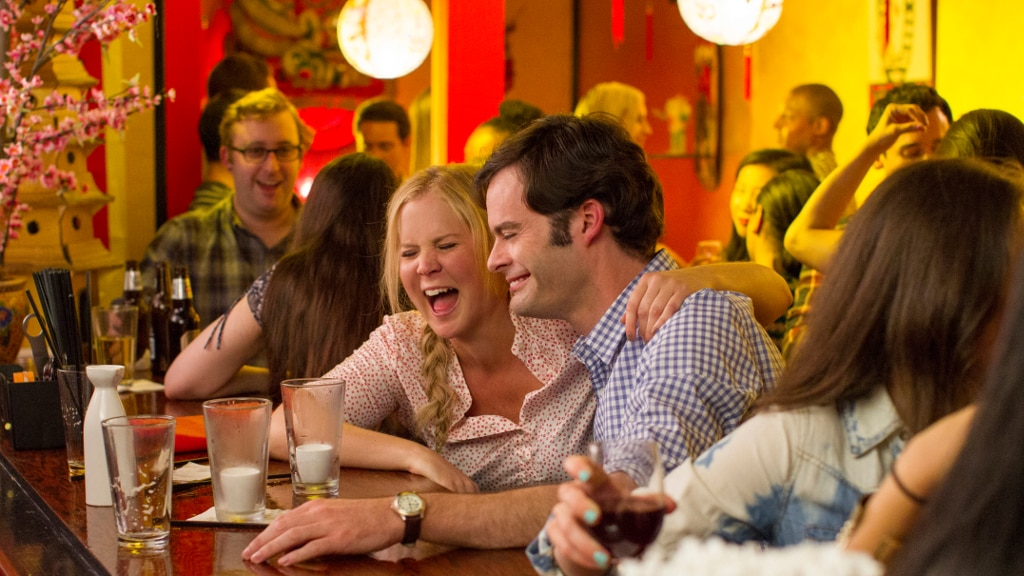 Trainwreck coming soon to NOW TV
