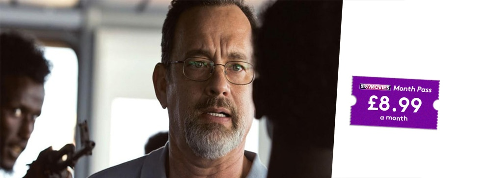 Captain Phillips now streaming on NOW TV