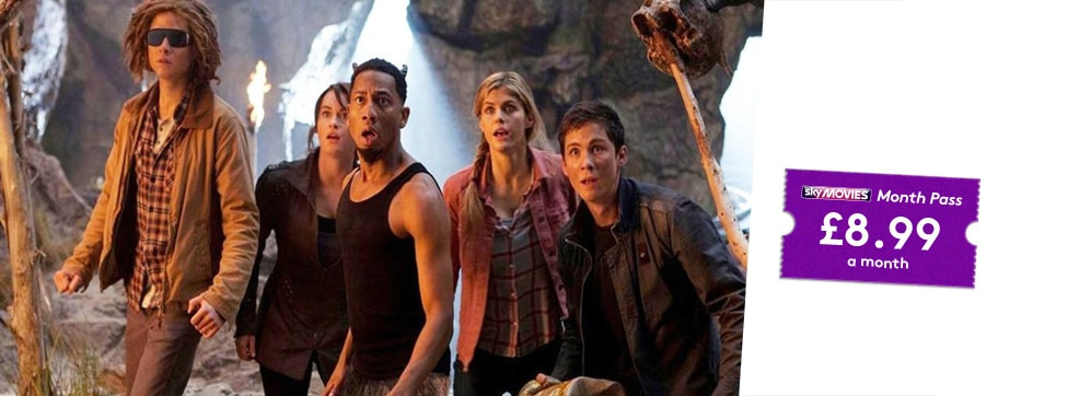 Percy Jackson: Sea of Monsters now streaming on NOW TV