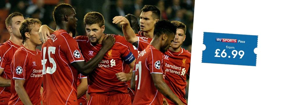 Basel v Liverpool