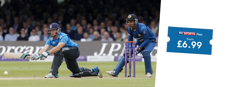 England v India 2nd ODI