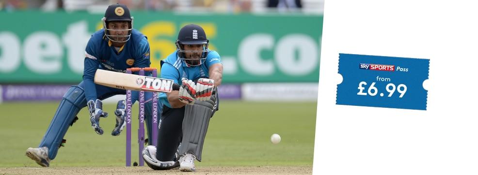 England v India 3rd ODI
