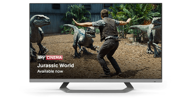 Watch Jurassic World On Your Lg Tv