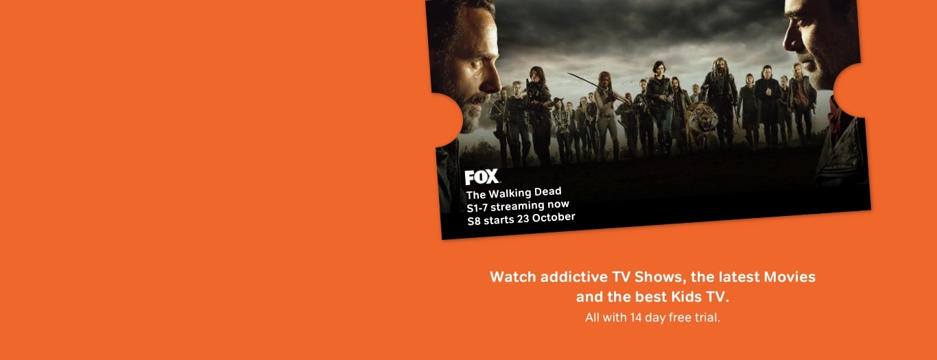 Watch awesome TV online with NOW TV