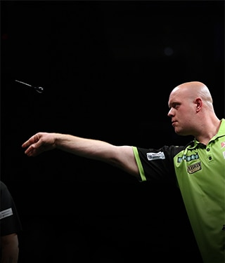 Watch World Matchplay Darts on NOW TV