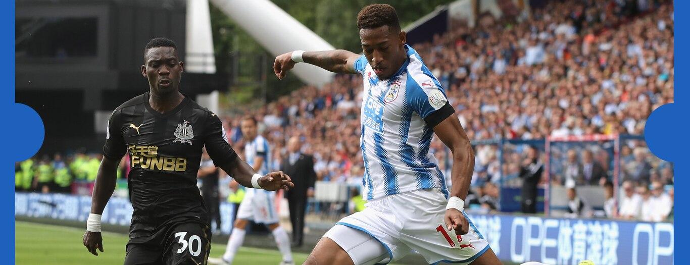 Watch Huddersfield v Tottenham on NOW TV