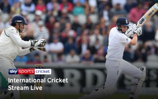 Watch International Cricket online