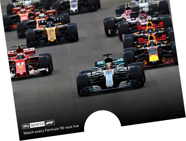 Formula 1 Pass