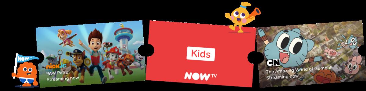 Kids hero image
