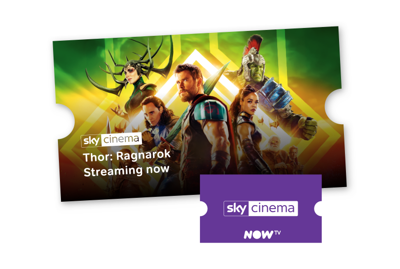Sky Cinema Pass