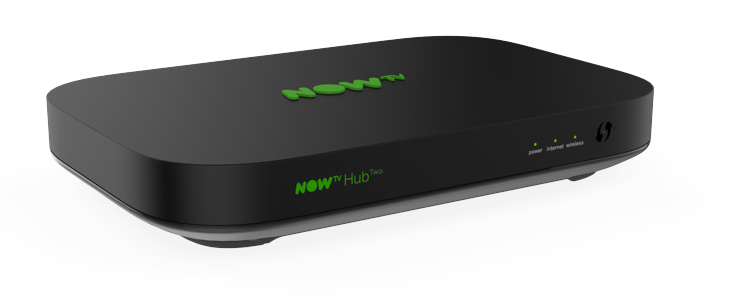 The NOW Broadband Hub two