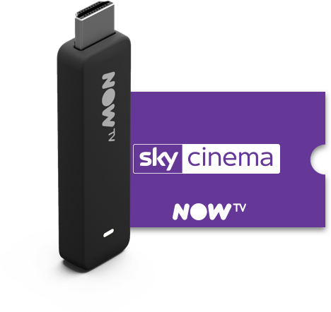 NOW TV Stick and Sky Cinema Pass