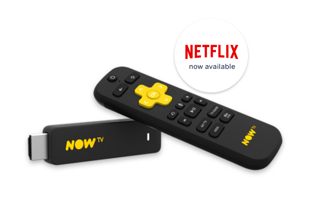 Smart TV Stick - Stream Movies, TV & Sports Instantly