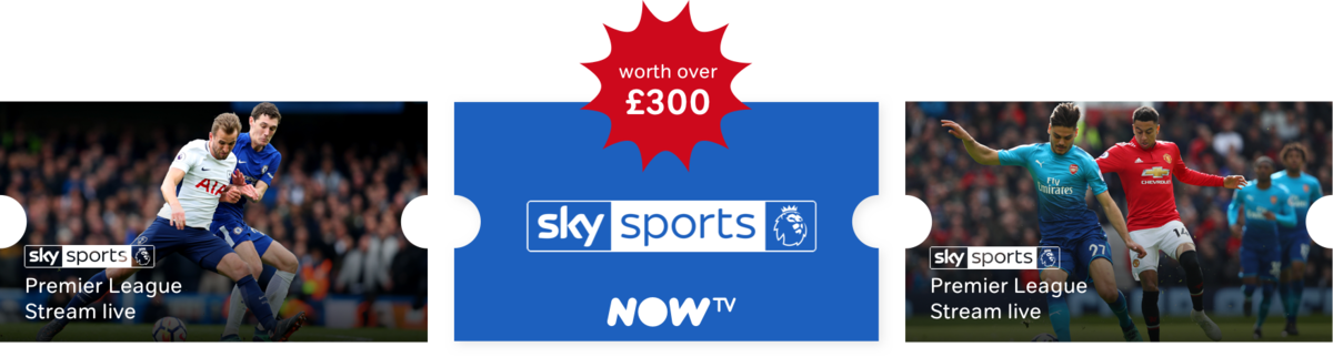 Grab a Sky Sports Season Ticket for just £179