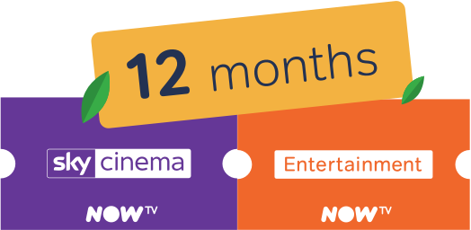12 months of Entertainment & Sky Cinema