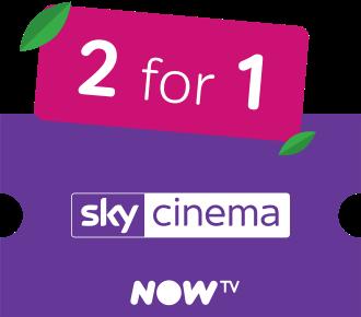 2 for 1 Cinema