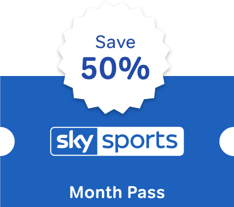 Sky Sports Mobile Month Pass