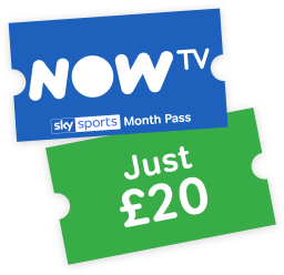 Get 2 months of Sky Sports for £20 a month