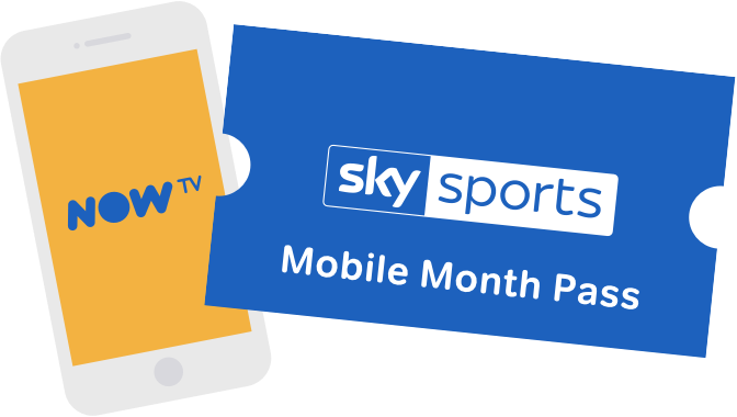Watch Sky Sports on your smartphone