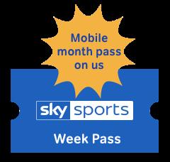Sky Sports Week Pass