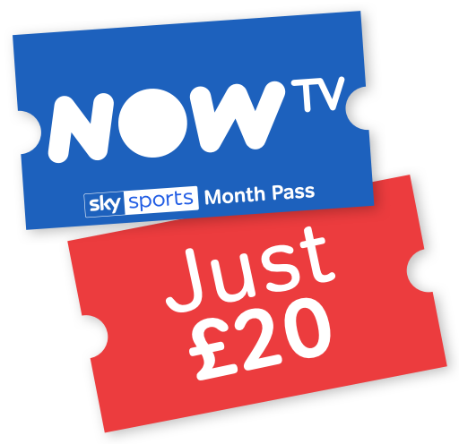 Get 1 month of Sky Sports for £20 a month