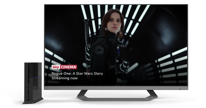 Watch Sky Cinema on your Xbox 360