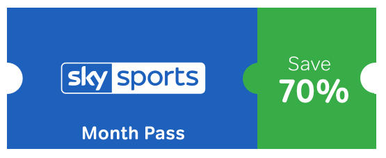 Sky Sports Month Pass