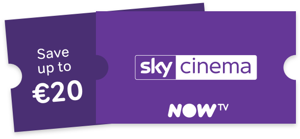 Get a Sky Cinema Pass with NOW TV