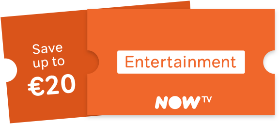 Get an Entertainment Pass with NOW TV