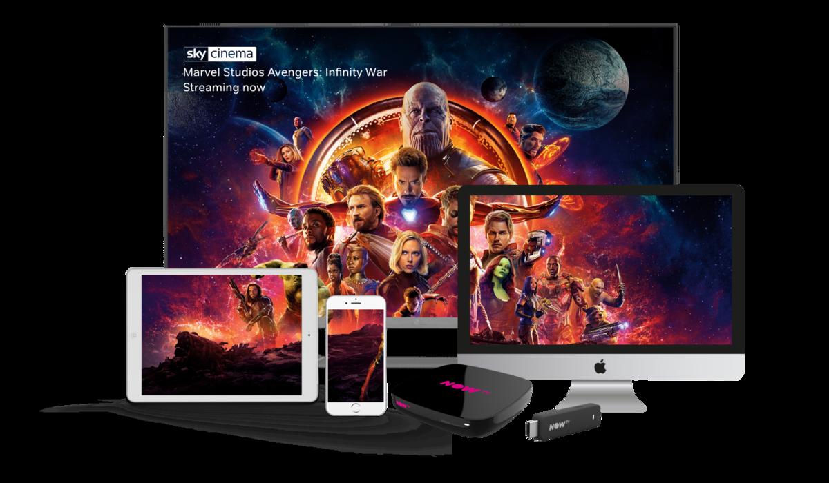 Watch Movies Online - Stream Sky Films On Demand