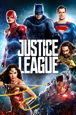 Watch Justice League on NOW TV