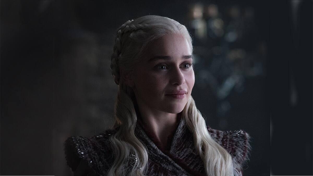 Daenerys Targaryen actress