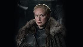 Watch  Gwendoline Christie as  Brienne of Tarth on NOWTV