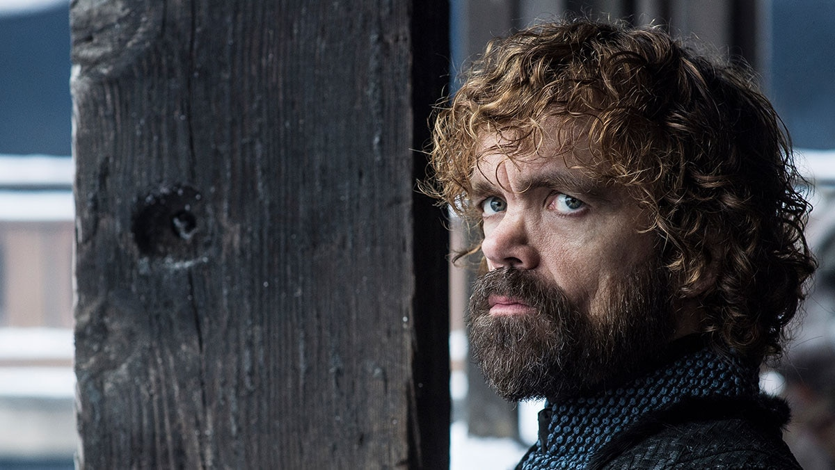 Watch peter dinklage as tyrion lannister