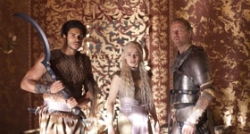 Game of Thrones season 2 episode 7, A Man Without Honor
