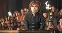 Game of Thrones season 4 episode 6, The Laws of Gods and Men.