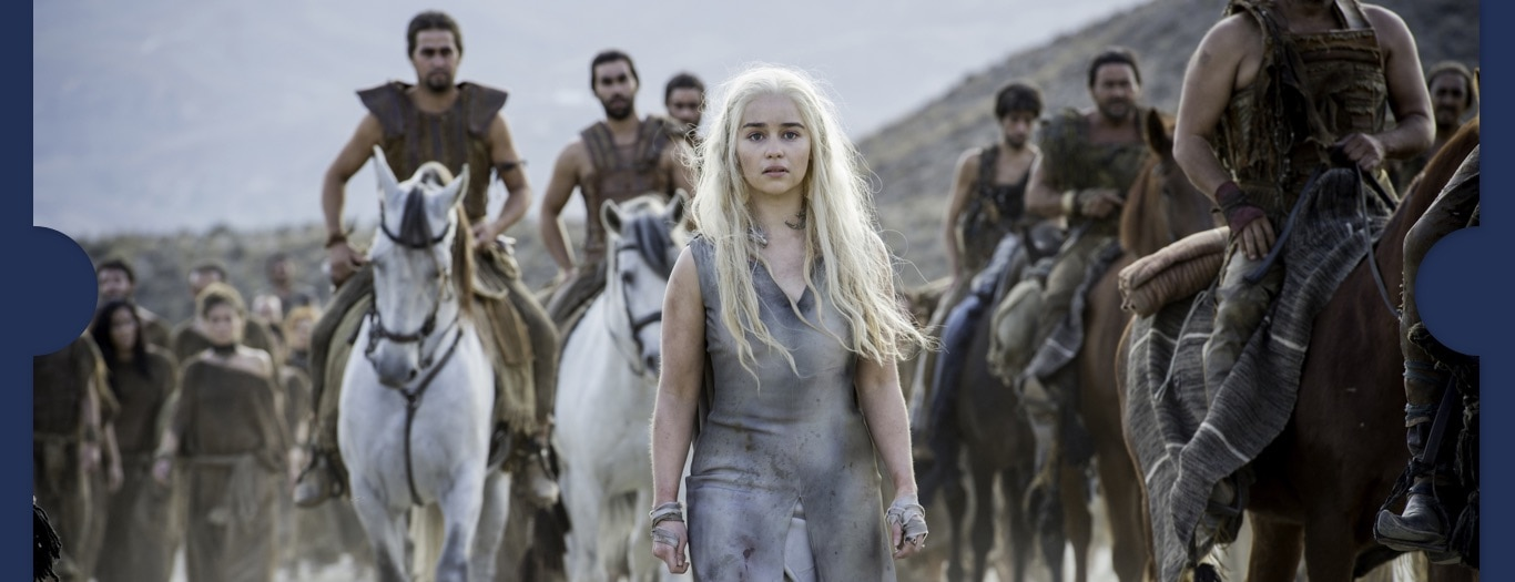 Stream Game of Thrones® season 6 episode 3 with a NOW TV Entertainment Pass.