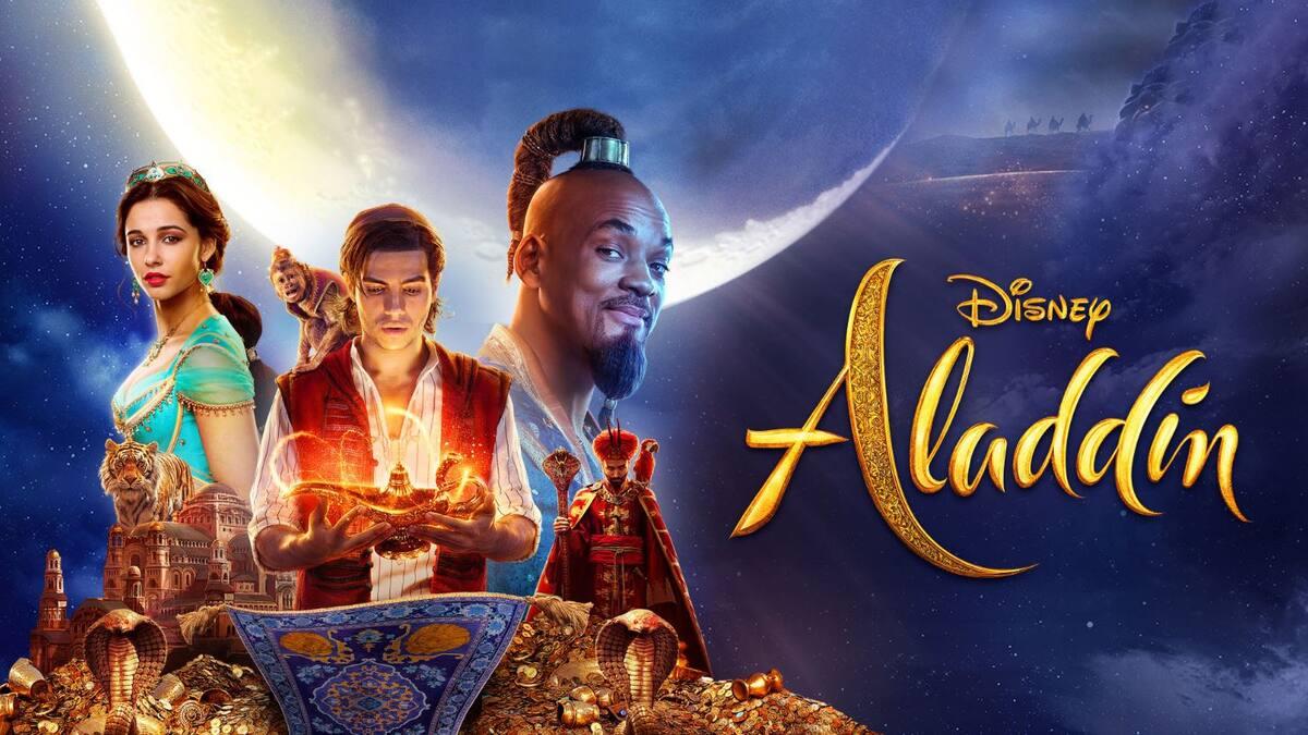 Aladdin original movie 2019